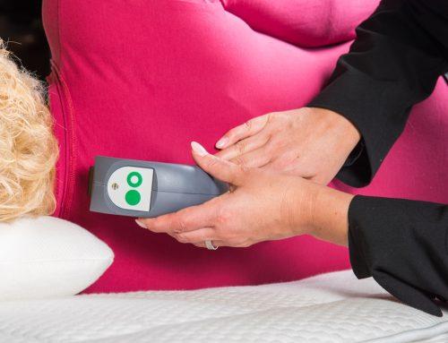 Wirbelsäulenanalyse hilft bei der Auswahl anatomisch passender Matratzen