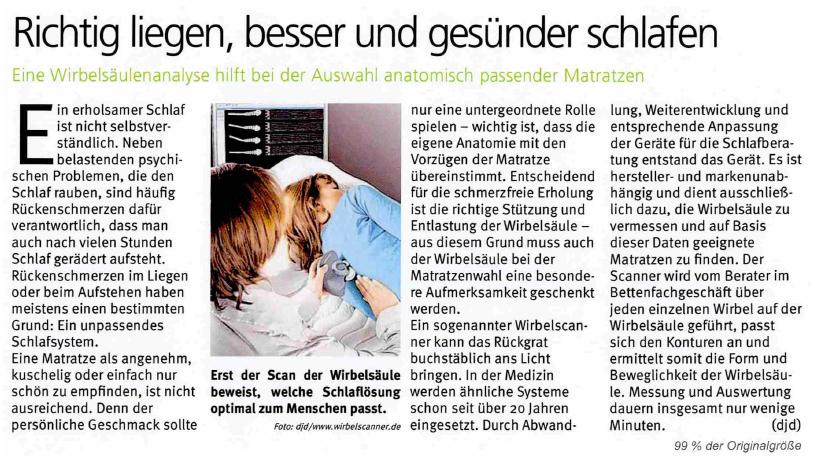 2018-10 Der Wirbelscanner Dürener Nachrichten - Jülicher Nachrichten